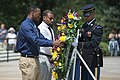 Baltimore Ravens Visit Arlington National Cemetery (36675530756).jpg