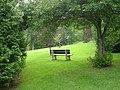 Banco en el Parque de los Campos de Batalla (Quebec) - panoramio.jpg
