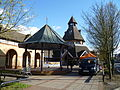 Bandstand at The Spires, Chipping Barnet (2).JPG