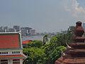 Bangkok along the Chao Phraya and Wat Arun (14881709158).jpg