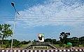 Bangobondhu Mural at Bangobondhu Udyan- Bell's Park Barisal.jpg