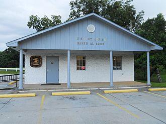 Banks, Alabama - Banks Post Office (ZIP Code:36005)