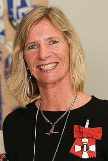Barbara Kendall New Zealand windsurfer