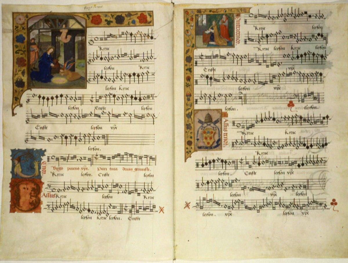 Mass (music) - Wikipedia