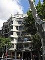 Barcelona -Casa Mila - panoramio.jpg