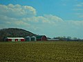 Barn and two Grain Bins - panoramio.jpg