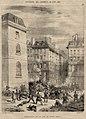 Barricade de la rue du Petit Pont, 1848.jpg