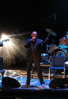 Barry Adamson English rock musician