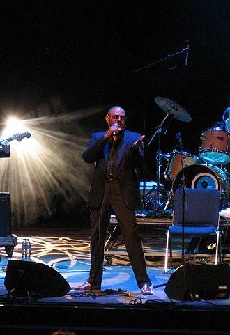 Barry Adamson - Barry Adamson at Primavera Sound Festival Barcelona, 1 June 2007