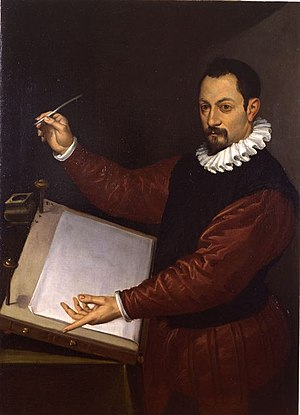 Portrait of a Scribe