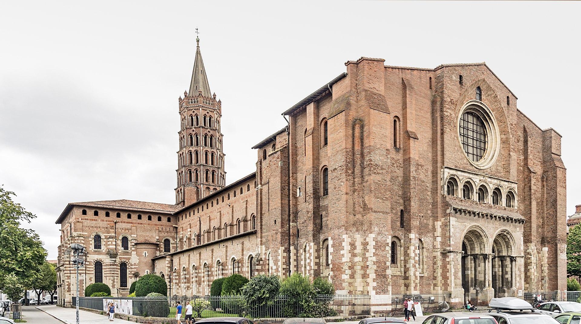 Image illustrative de l'article Basilique Saint-Sernin de Toulouse