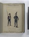 Bataafsche Republiek. Waldeck 5e (vyfde) Bataillon Musketiers en Jager. Vermeende de N... (...) von Kaap de Goed Hoop (NYPL b14896507-99569).tiff