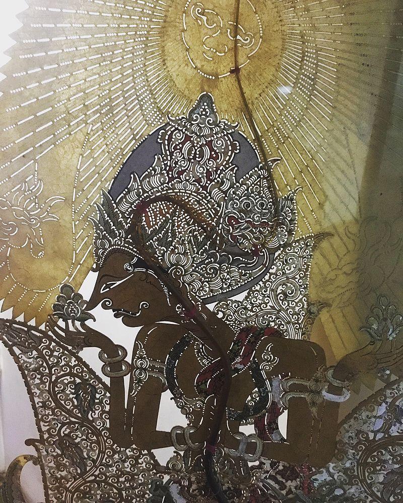 Batara Guru, Museum Wayang Jakarta 2017-03-18.jpg