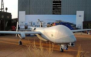 Denel Dynamics Bateleur - Image: Bateleur UAV