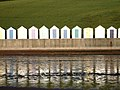 Beach Huts, Broadsands Beach, Torbay - geograph.org.uk - 861507.jpg