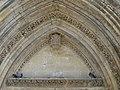 Beaumont-du-Périgord église portail ouest tympan.JPG