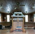 Beaver Meadow Chapel-View of pulpit from rear.jpg