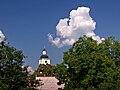 Beckov-clocher Eglise couvent franciscain.jpg