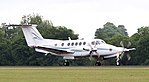 Beech B200 Super King Air G-IASM (18639469480).jpg
