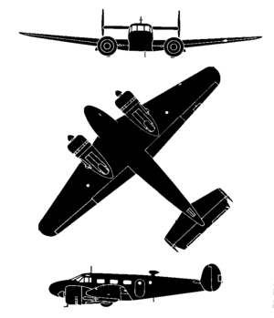 Beech C45 Silh 110kB.png