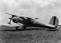 Beech YC-43 3-4 aft view.jpg