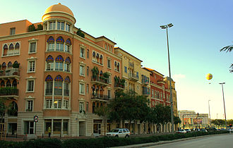 Beirut Central District - Saifi neighborhood in the BCD