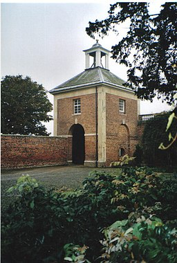 Bell Tower, Beningbrough Hall. - geograph.org.uk - 274352