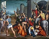 Bemberg Fondation Toulouse - La montée au calvaire - Jacopo Bassano - Inv.1002.jpg