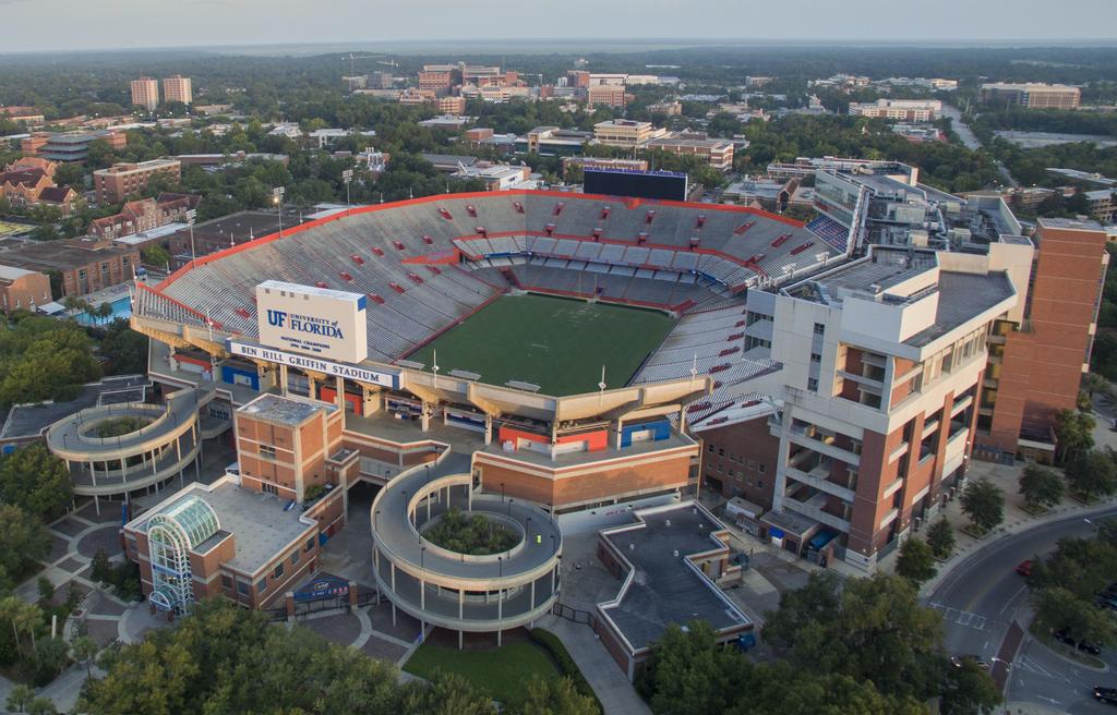 Griffin Stadium College Stadiums