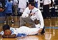 Ben Stretching Shammond Williams.jpg