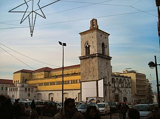Roman Catholic Archdiocese of Benevento - The cathedral of Benevento