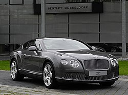 Bentley Continental GT (2011–2015)