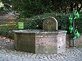 Bergfriedhof Heidelberg Rosenbrunnen 2011.JPG