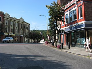 Berkeley Square Historic District (Saranac Lake, New York)