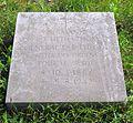 Berlin, Mitte, Invalidenfriedhof, Feld F, Grab Hermann von der Lieth-Thomsen, Restitutionsstein, 2000.jpg