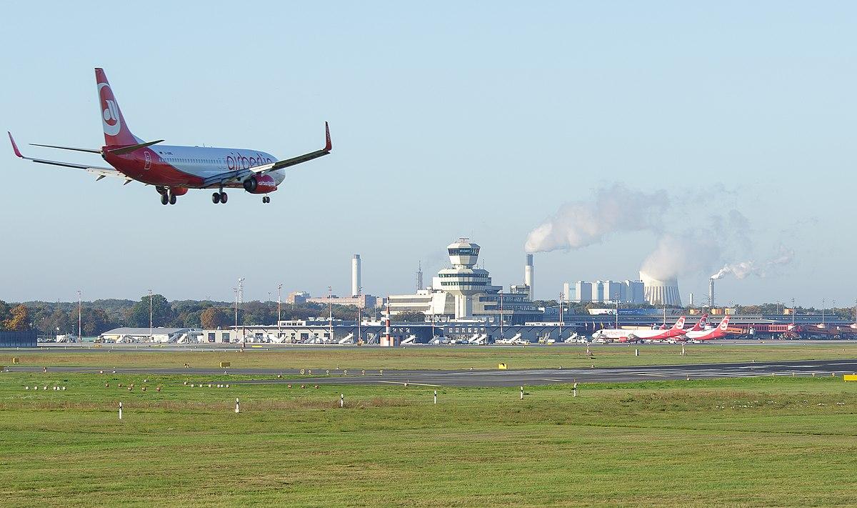 Flughafen berlin tegel wikipedia for Flughafen tegel