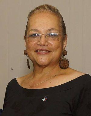 Bernadette Ganilau - Ganilau in 2014