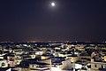 Bernalda. Panorama notturno con vista sul Golfo di Taranto.jpg