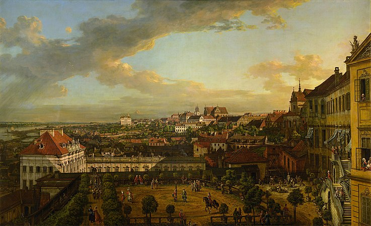 Bernardo Bellotto - View of Warsaw from the Royal Castle - Google Art Project.jpg