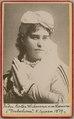 Bertha Wichmann, rollporträtt - SMV - H9 037.tif