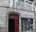 Besançon - 133 Grande Rue - porte.JPG