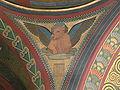 Beuron Gnadenkapelle Evangelistensymbol Lukas.jpg