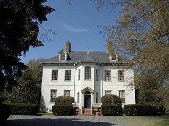 National Register of Historic Places listings in Somerset County, Maryland - Image: Beverly 1