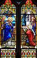 Bias ( Lot-et-Garonne) - Église Notre-Dame - Vitraux -2.JPG
