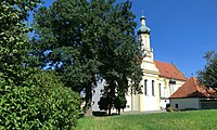 Sankt Jakobus und Laurentius in Biberbach