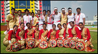 Bihu - Bihu dance marks the festival