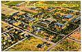 Bird's-eye view of the University of Arizona, Tucson, Arizona (65328).jpg
