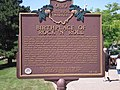 Birth of Rock and Roll historical marker.jpg