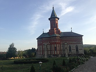 Hârlău - St. George Church (1492)
