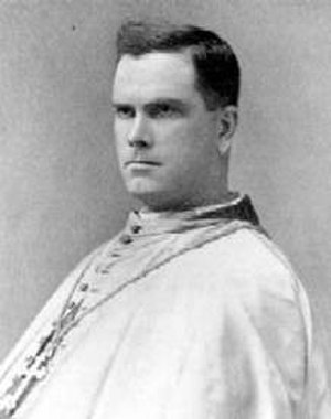 Lawrence Scanlan - Image: Bishop Lawrence Scanlan